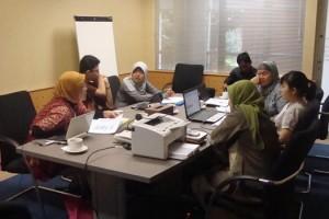 Koordinasi dengan Universitas Pembina Magister Ilmu Akuntansi