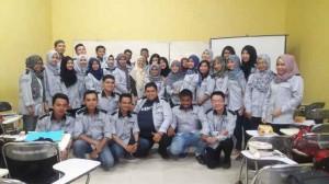 Mahasiswa MIA Angkatan 7